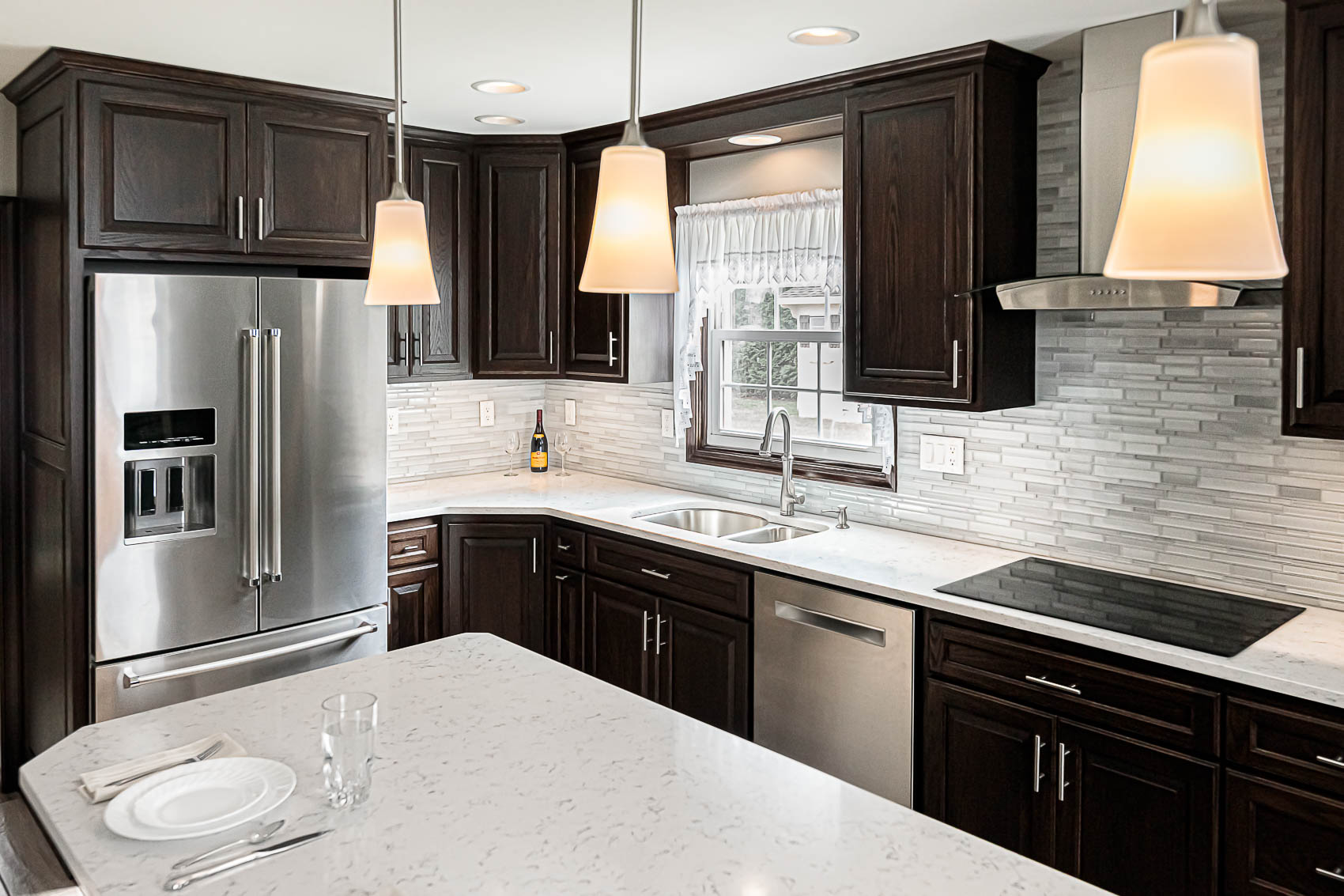 Trupe S Cramped Kitchen Remodel In Reading Pa All Renovation Design Llc